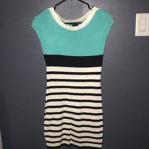 3 Coloured Dress